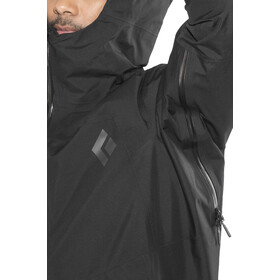 Black Diamond Liquid Point Shell Jacket Herren black